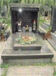 Rodinný hrob v Praze 5 – Malvazinky