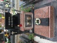 Prodám rodinný hrob v Třeboni